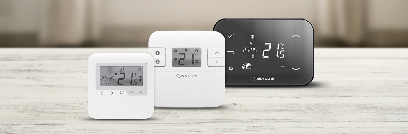 SALUS Controls - Heating Controls & Energy Solutions