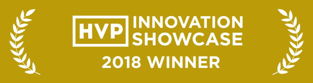HVP Innovation Showcase Winner 2018