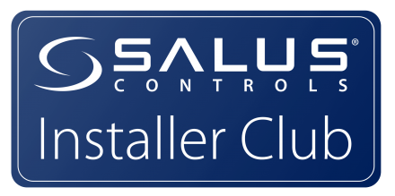 SALUS Installer Club Logo