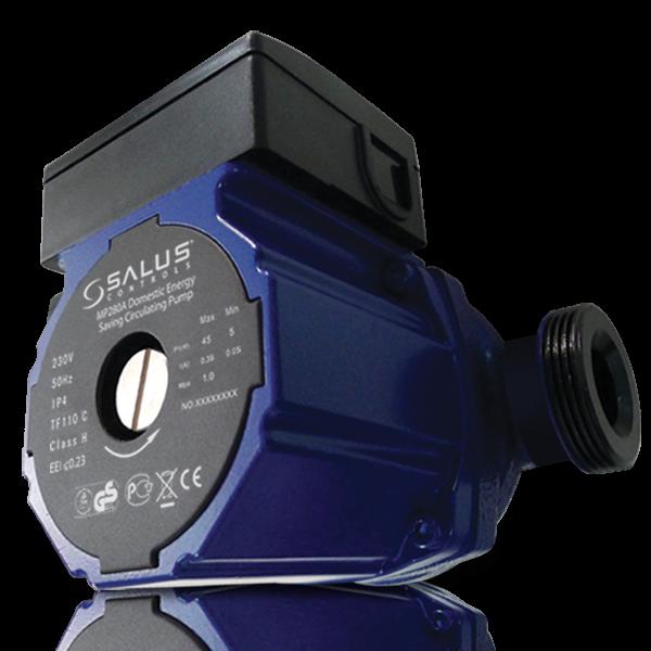 Cirkulationspumpe MP280A til husholdningsvarme og varmtvandsanlæg.