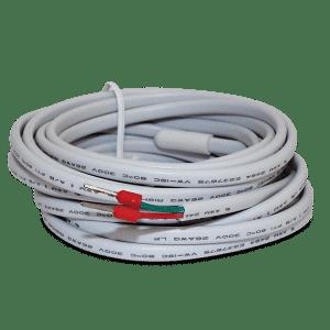 Gulvsensor og luftsensor til trådløs gulvvarmestyring